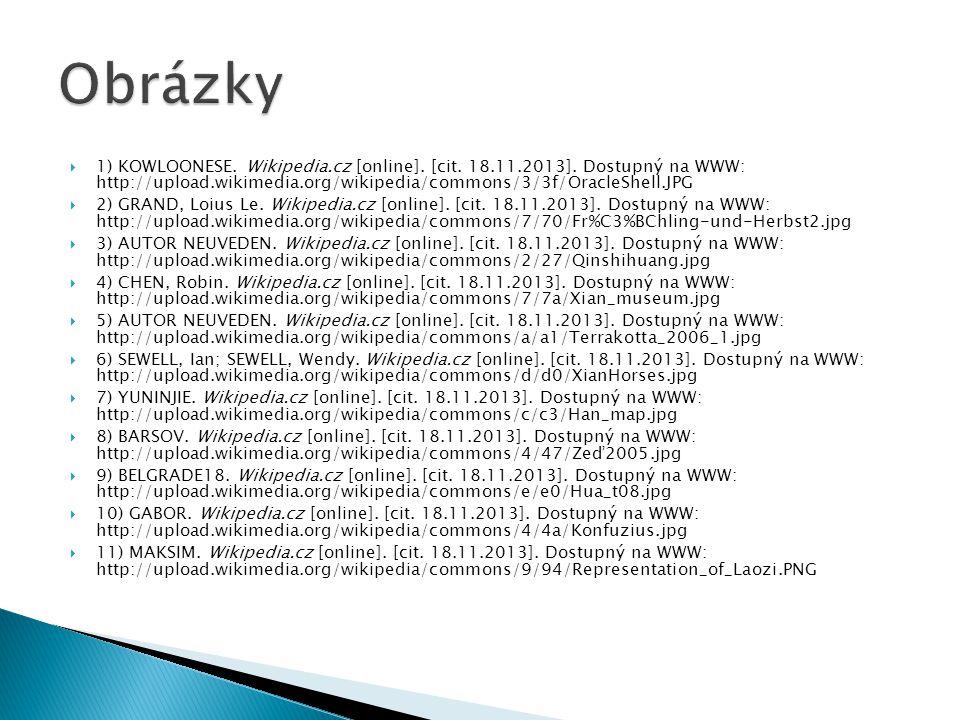 Obrázky 1) KOWLOONESE. Wikipedia.cz [online]. [cit. 18.11.2013]. Dostupný na WWW: http://upload.wikimedia.org/wikipedia/commons/3/3f/OracleShell.JPG.